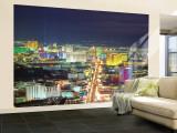 Skyline  Las Vegas  Nevada  USA