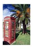 Telephone Booth  Bermuda