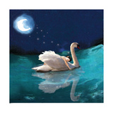 Swan And Child