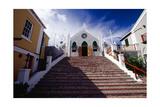 Steps Of St Peters Church  Bermuda