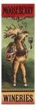 Mooseberry Wineries Giclée premium par Penny Wagner