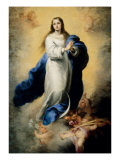 Escorial Immaculate Conception