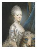 Marie-Antoinette de Lorraine-Habsbourg (1755-1793)  alors archiduchesse d'Autriche en 1769