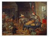 Banquet of Monkeys