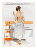 La Vie Parisienne  Magazine Plate  France  1916
