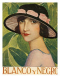 Blanco y Negro  Magazine Cover  Spain  1922