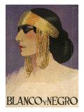 Blanco y Negro  Magazine Cover  Spain  1929