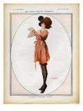 La Vie Parisienne  Magazine Plate  France  1918