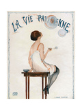 La Vie Parisienne  Magazine Cover  France  1927