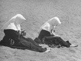 Nuns on the Beach