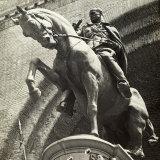 Equestrian Monument of Benito Mussolini