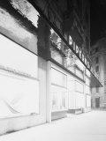 Shop Windows in the Piperno Alcorso Store  Rome