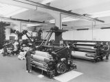 Machinery Used in the Maglio Papermills  Bologna