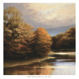 Tranquil River Bend