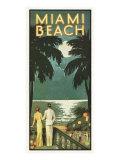 Miami Beach Giclée