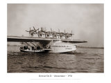Dormier Do-X  Amsterdam  1930