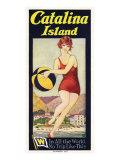 Catalina  Beach Ball  1927