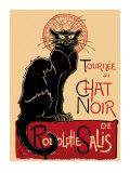 Tournee du Chat Noir  c1896