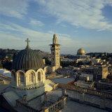 City Skyline  Jerusalem  Israel  Middle East