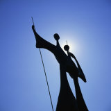 Statue  Brasilia  Brazil  South America