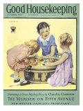 Good Housekeeping  October 1933