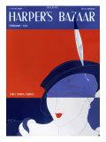 Harper's Bazaar  February 1932