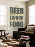 Beer  Liquor  Food
