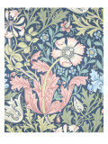 Compton Wallpaper  Paper  England  Late 19th Century