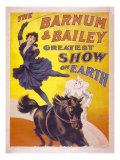 The Barnum & Bailey Greatest Show on Earth  Usa  1895