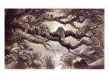Asleep in the Moonlight  London  England  1870