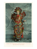 Elaborate Chinese Costume