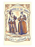 Playbill for Taming of the Shrew with Lunt and Fontanne
