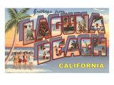 Greetings from Laguna Beach