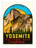Half-Dome  Yosemite National Park