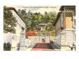 Hot Springs Park  Arkansas