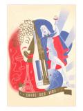 Carte des Vins, Poster Reproduction d'art