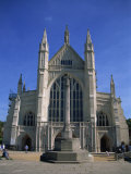 Winchester Cathedral  Hampshire  England  United Kingdom  Europe