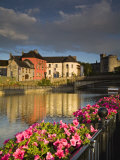 John's Quay and River Nore  Kilkenny City  County Kilkenny  Leinster  Republic of Ireland  Europe