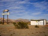 Road Runners Retreat  Route 66  Amboy  California  United States of America  North America
