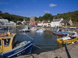Ballyhack Fishing Village  County Wexford  Leinster  Republic of Ireland  Europe