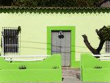 House in Pampatar City  Isla Margarita  Nueva Esparta State  Venezuela  South America