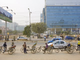 Gurgaon  Hi-Tech Center 50Km from Delhi  Haryana State  India