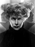 Katharine Hepburn in Multiple Exposure Shot from the Mid 1930s