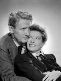 Without Love  Spencer Tracy  Katharine Hepburn  1945