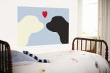 Blue Puppy Love