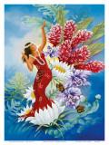 Spirit of Aloha  Hawaiian Hula Dancer