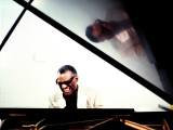 Ray Charles in the Studio at RPM International  Los Angeles