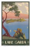 Lake Garda  Italy  c1930