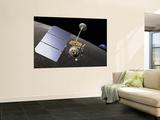 Artist's Concept of the Lunar Reconnaissance Orbiter