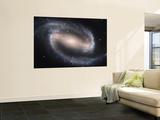 Beautiful Barred Spiral Galaxy NGC 1300  Hubble Space Telescope